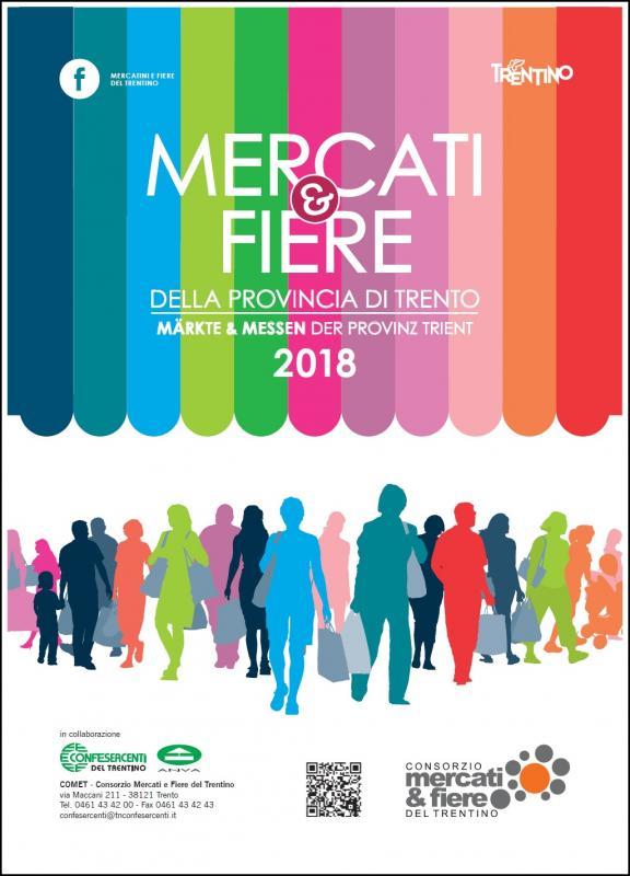 Trento Fiere Calendario.Fiere Della Provincia Di Trento 2018 Tn Trentino Alto