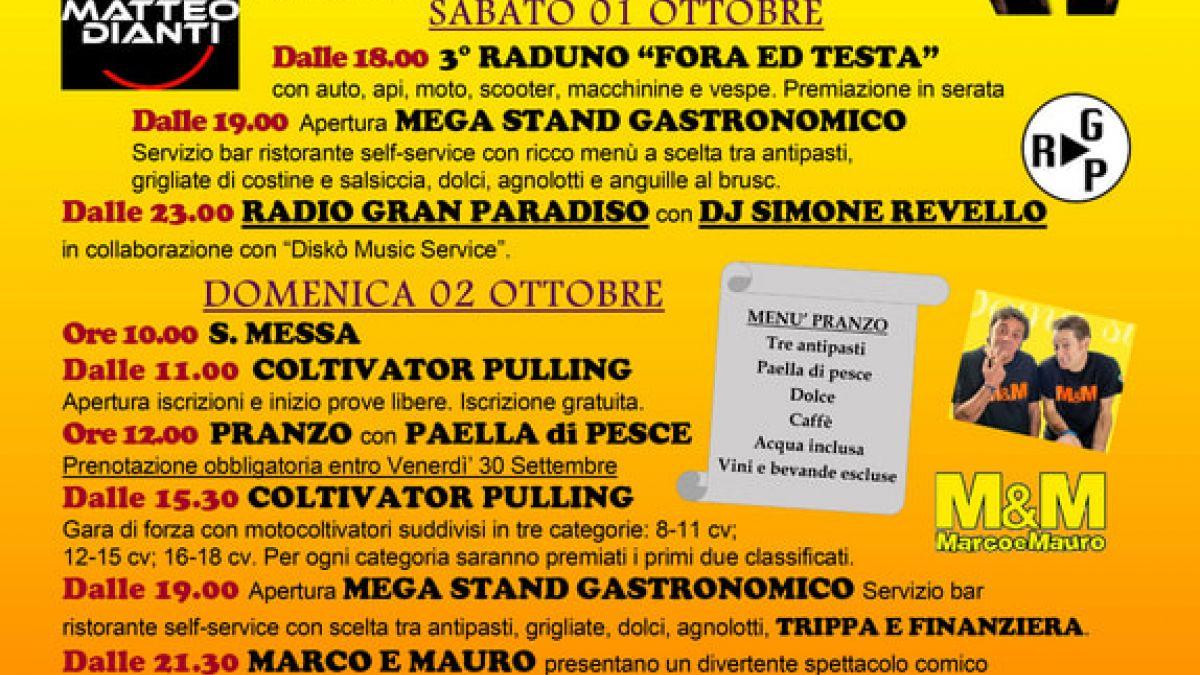 Calendario Lunare Tartufi 2020.Fiera Internazionale Del Tartufo Bianco D Alba A Alba 2019