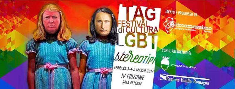 Festival di cultura lgbt a ferrara 2017 fe emilia for Sagre emilia romagna 2017