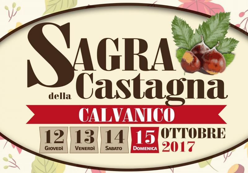 Risultati immagini per SAGRA DELLA CASTAGNA CALVANICO