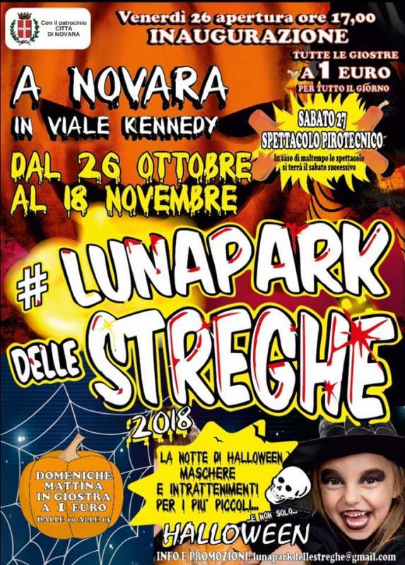 Luna Park Delle Streghe a Novara  5f5fcf10ad81