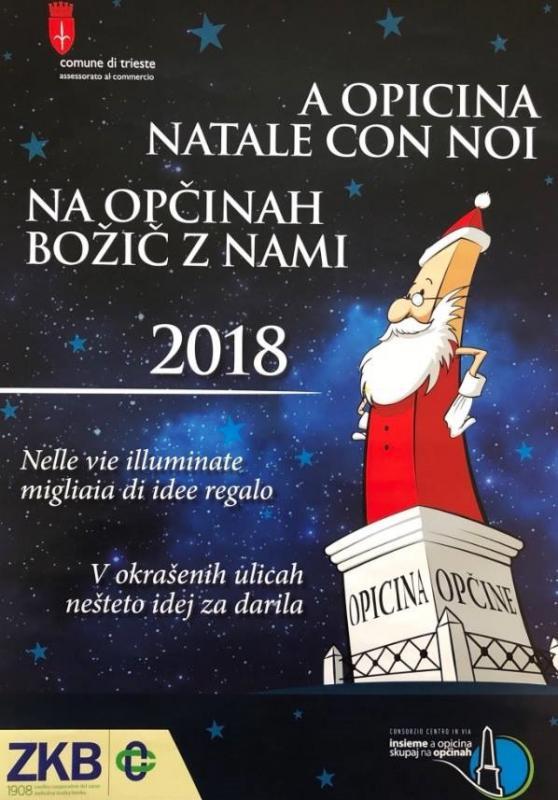 Trieste Natale Immagini.Natale Con Noi A Trieste 2018 Ts Friuli Venezia Giulia