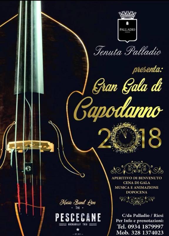 Capodanno Al Palladio a Riesi | 2017 | (CL) Sicilia | eventi