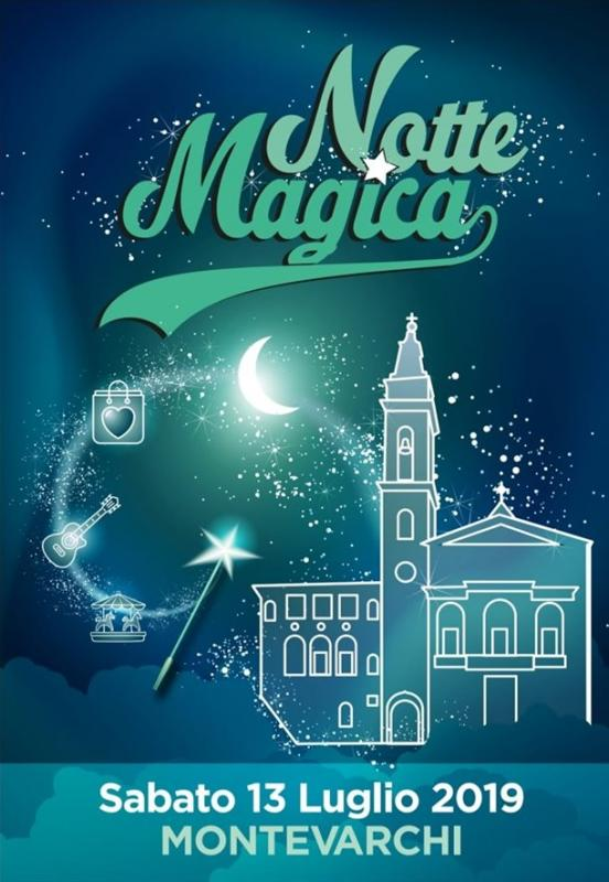 Notte Magica Immagini.Notte Magica A Montevarchi A Montevarchi 2019 Ar