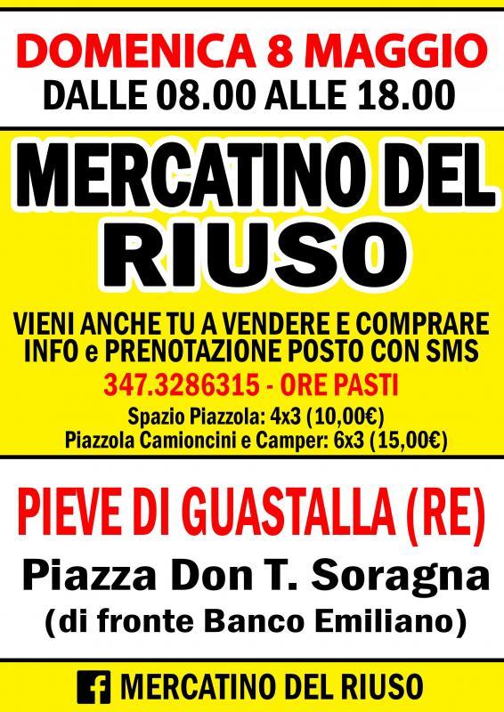Mercatini usato mercatino del riuso 08 05 2016 08 05 for Arredamento usato emilia romagna