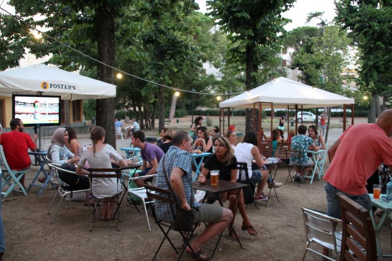 Il giardino dell 39 artecultura a firenze fi 2018 toscana - Giardino dell orticoltura firenze ...