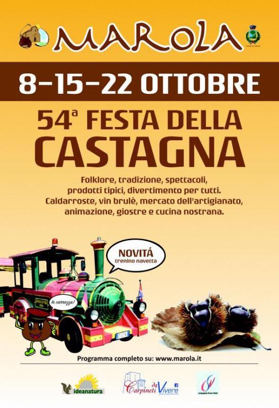 Festa della castagna di marola carpineti re 2017 for Sagre emilia romagna 2017