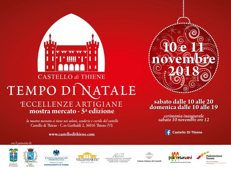 ff66a06dae Tempo Di Natale a Thiene | 2018 | (VI) Veneto | eventi e sagre