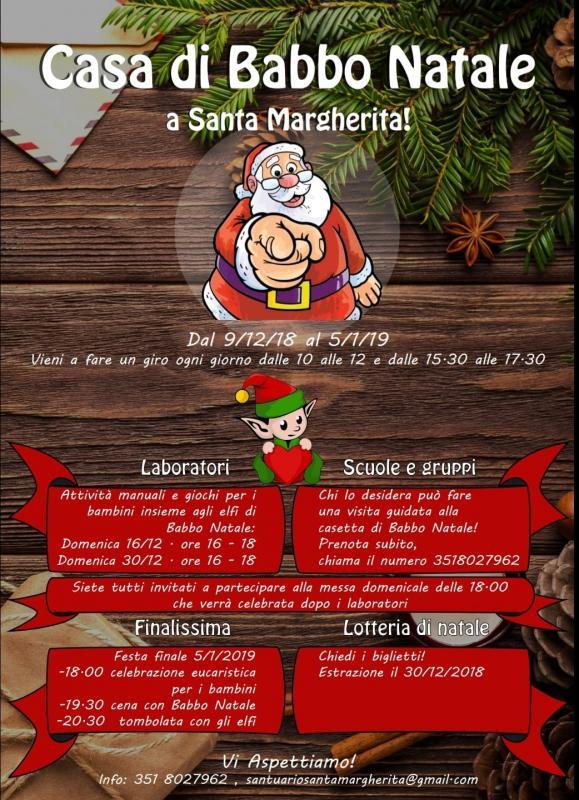 Casa Babbo Natale 2019.La Casa Di Babbo Natale A Cortona 2019 Ar Toscana Eventi E Sagre