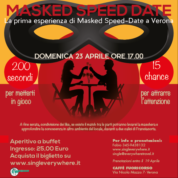 speed dating verona