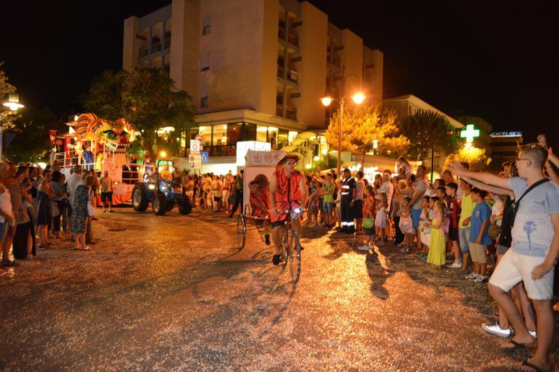 Carnevale estivo gatteo fc 2016 emilia romagna for Gardini per arredare gatteo fc