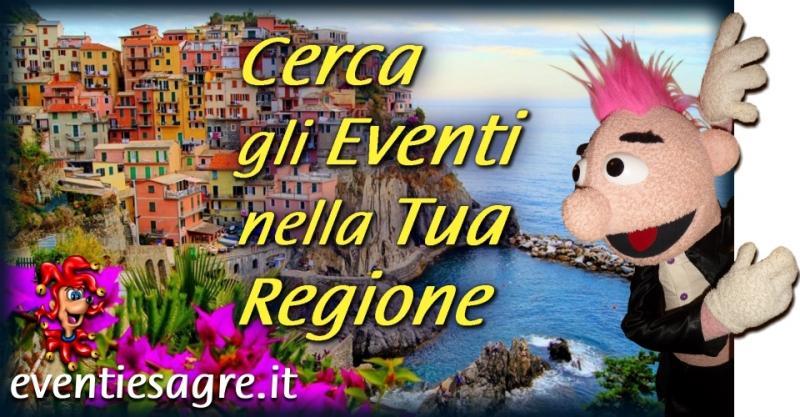 Cerca Calendario.Calendario Mensile Eventi E Sagre Per Regioni Italiane