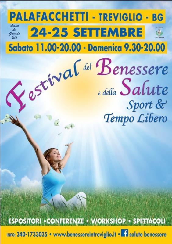 Salone Salute Benessere E Alimentazione A Treviglio 2016 Bg Lombardia Eventi E Sagre