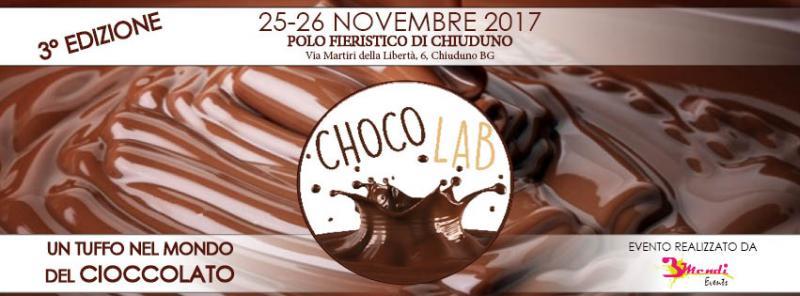 Choco Lab Chiuduno (BG) 2017 | Lombardia su eventi e sagre