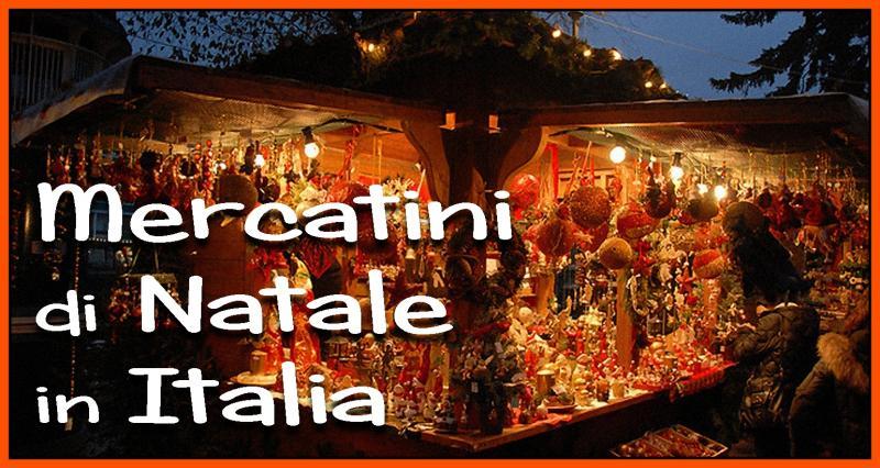 Calendario Regionale Mercatini di Natale in Italia | 2021