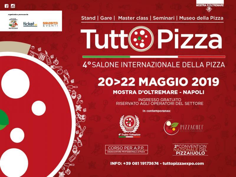Risultati immagini per SALONE INTERNAZIONALE DELLA PIZZA