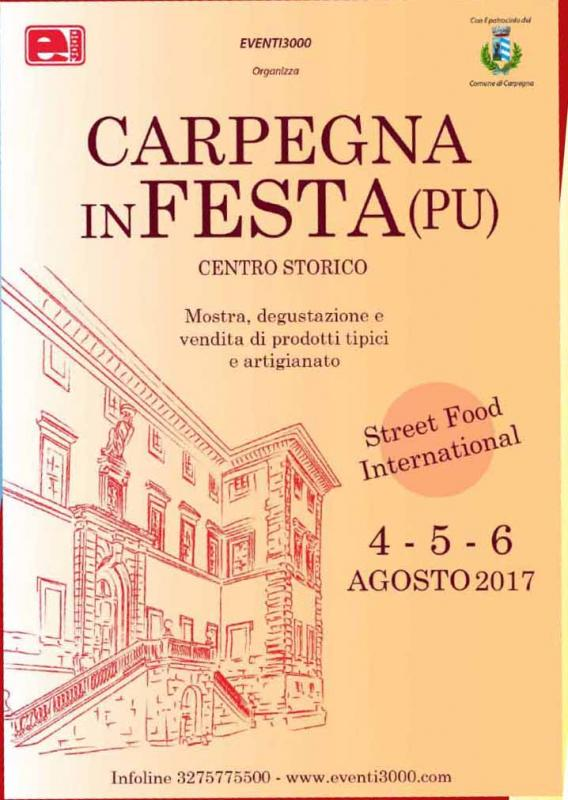 Carpegna in festa a carpegna pu 2017 marche eventi e for Eventi marche 2017
