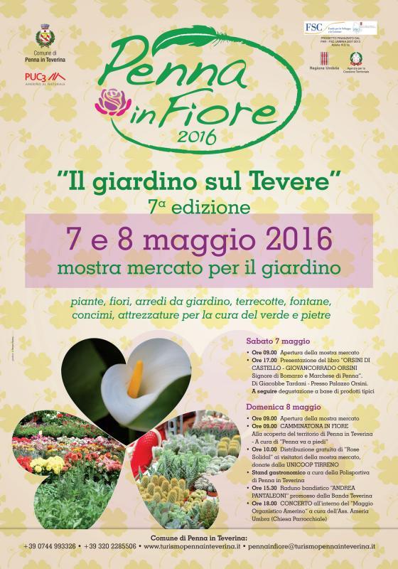 Fiere altre penna in fiore 07 05 2016 08 05 2016 for Fiere alimentari 2016