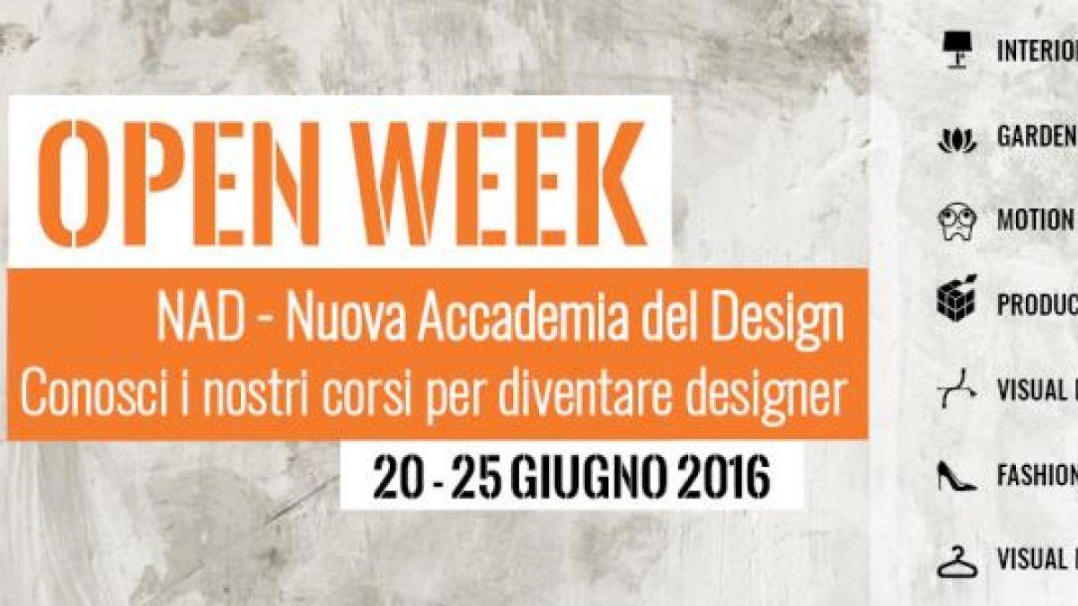Nuova Accademia Del Design open week a verona | 2016 | (vr) veneto | eventi e sagre