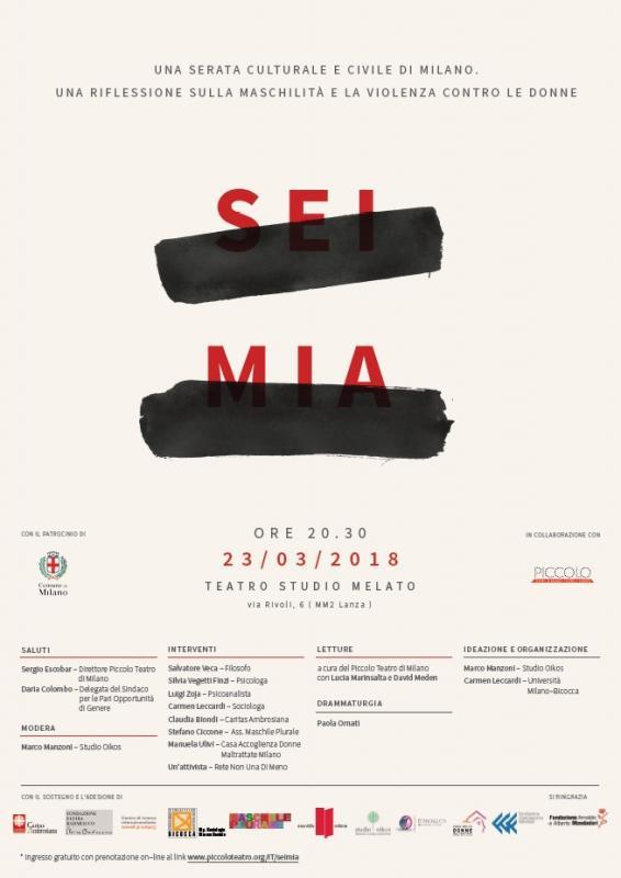 Calendario Milano.Eventi In Calendario Al Piccolo Teatro Di Milano A Milano