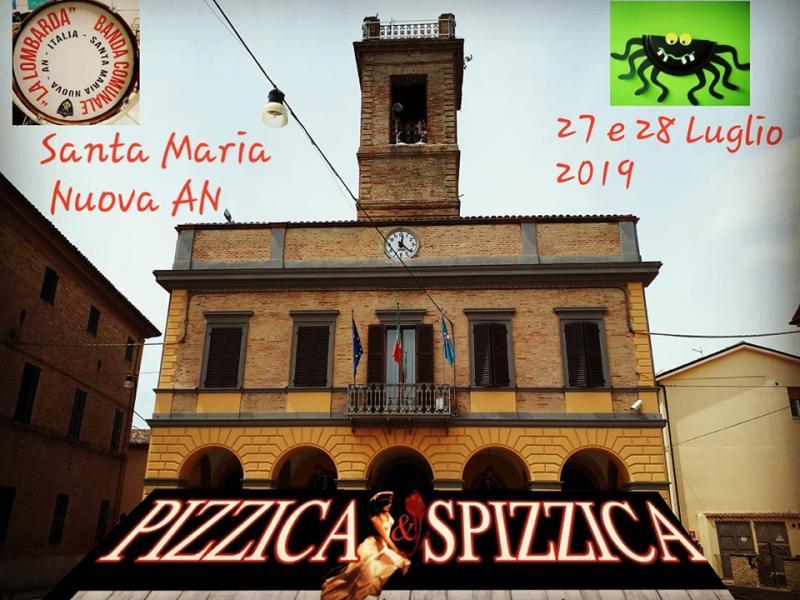 Calendario Pizzica.Pizzica E Spizzica A Santa Maria Nuova 2019 An Marche