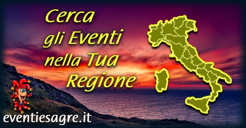 Calendario Mensile Eventiesagre A Frosinone E Provincia   2021