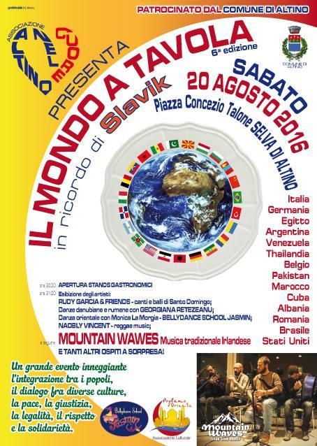 Il Mondo A Tavola a Altino | 2016 | (CH) Abruzzo | eventi ...