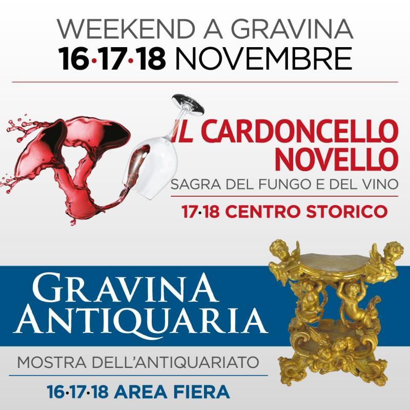 Calendario Mercatini Antiquariato Puglia.Gravina Antiquaria A Gravina In Puglia 2018 Ba Puglia