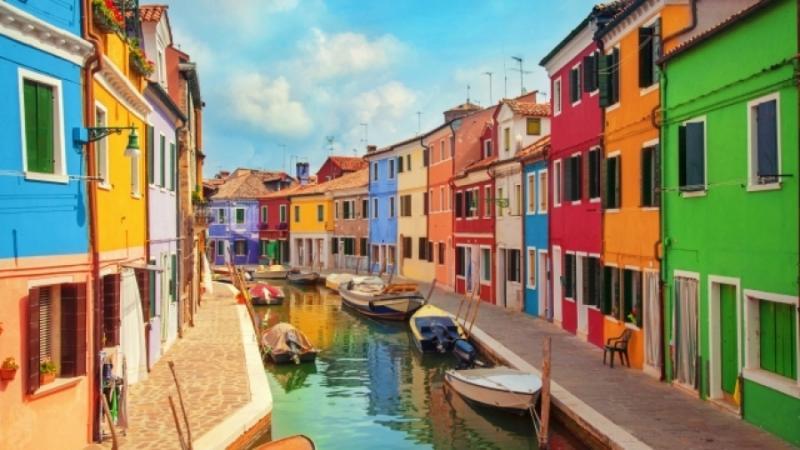 Wenecja - Wyspy północne - Burano, Torcello