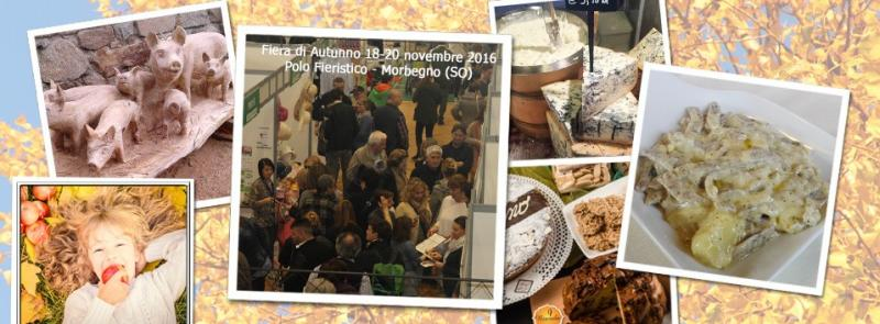 Fiera di autunno morbegno so 2016 lombardia eventi e for Fiere alimentari 2016