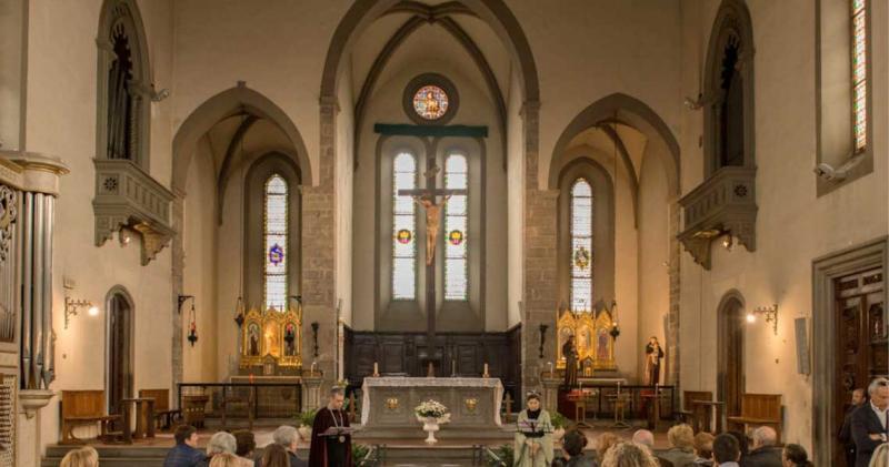 Chiesa san francesco a prato a prato po 2016 toscana for Piazza san francesco prato