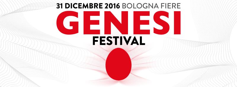 genesi festival a bologna bo 2016 emilia romagna