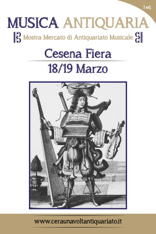 Musica antiquaria cesena fc 2017 emilia romagna - Mercatini antiquariato in romagna ...