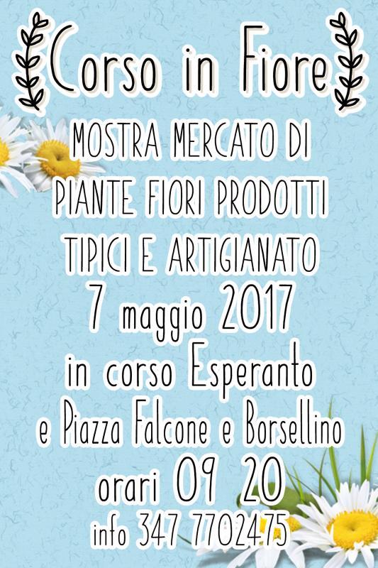 Corso in fiore a bologna bo 2017 emilia romagna for Mostre mercato fiori 2017