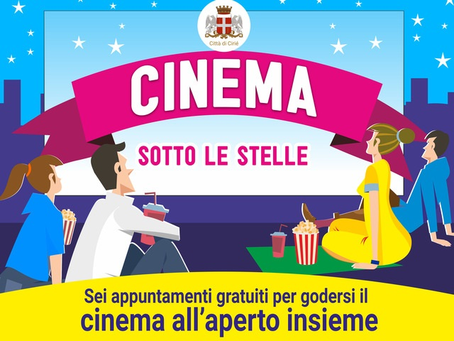 Cinema Sotto Le Stelle A Ciriè