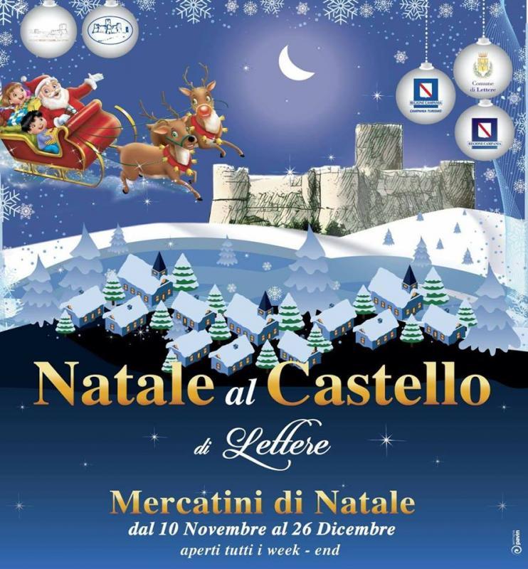Natale Al Castello Di Lettere a Lettere | 2019 | (NA ...