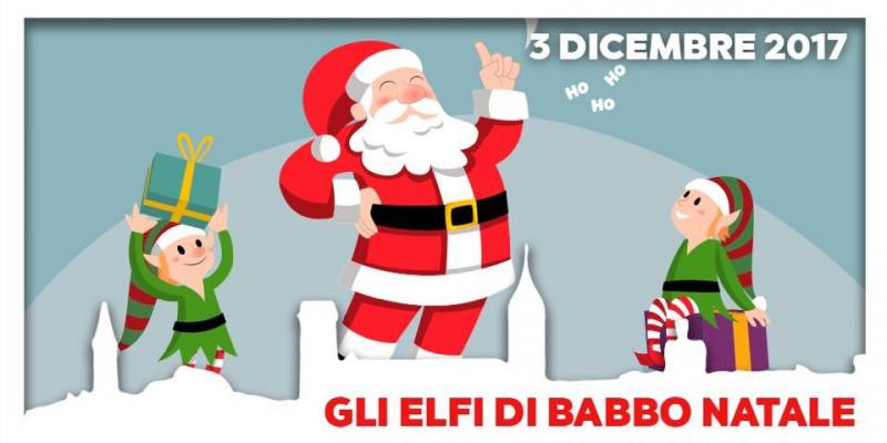 Babbo Natale E Gli Elfi.Gli Elfi Di Babbo Natale A Morciano Di Romagna 2017 Rn Emilia