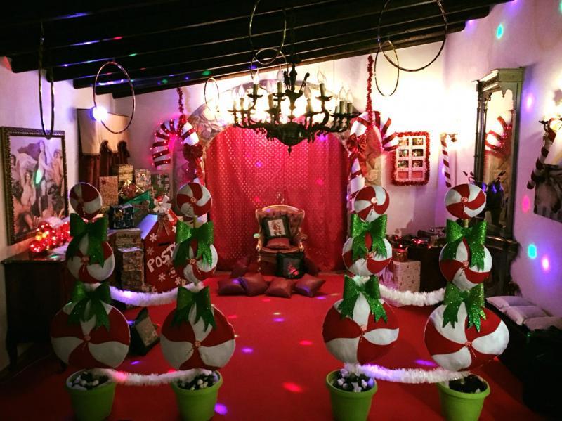 Casa Di Babbo Natale.La Casa Di Babbo Natale A Sciacca A Sciacca 2017 Ag