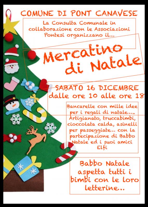 Mercatino di natale pont canavese to 2017 piemonte - Mercatini piemonte oggi ...
