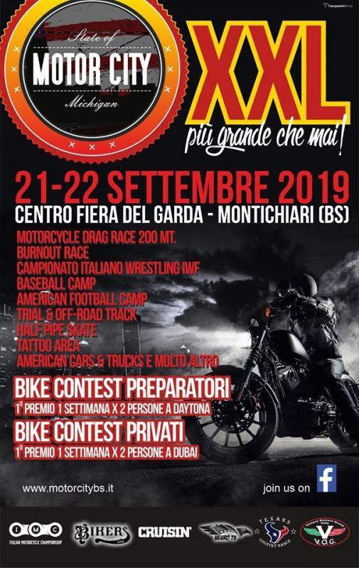 Calendario Fiera Montichiari.Motor City A Montichiari 2019 Bs Lombardia Eventi E
