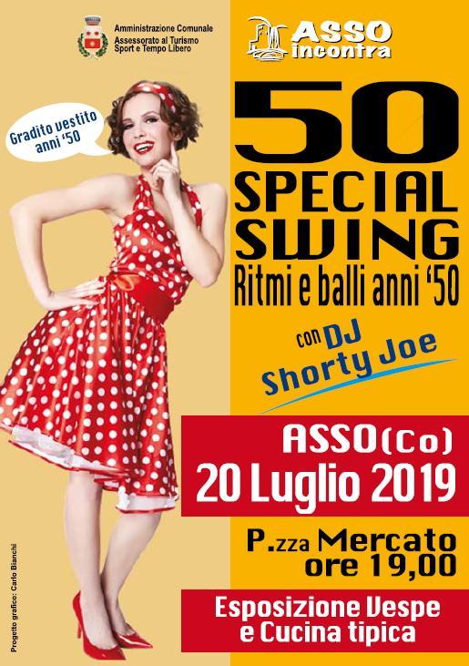 La Festa Anni 50 Special Swing A Asso A Asso 2019 Co
