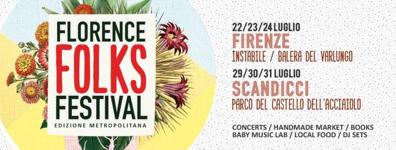 Florence Folks Festival A Firenze