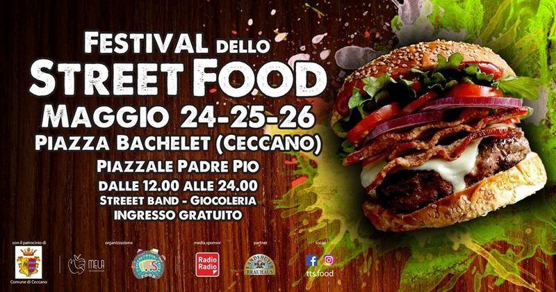 Festival Dello Street Food A Ceccano a Ceccano   2019   (FR) Lazio   eventi e sagre