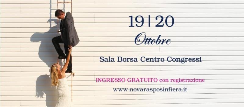 Partecipazioni Matrimonio Novara.Fiera Sposi A Novara A Novara 2019 No Piemonte Eventi E Sagre