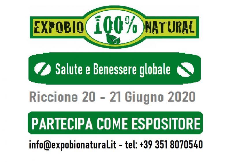 Fiera Expobio Natural A Riccione A Riccione 2020 Rn Emilia Romagna Eventi E Sagre
