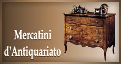 Mercatini d 39 antiquariato re 2018 emilia romagna for Calendario mercatini antiquariato
