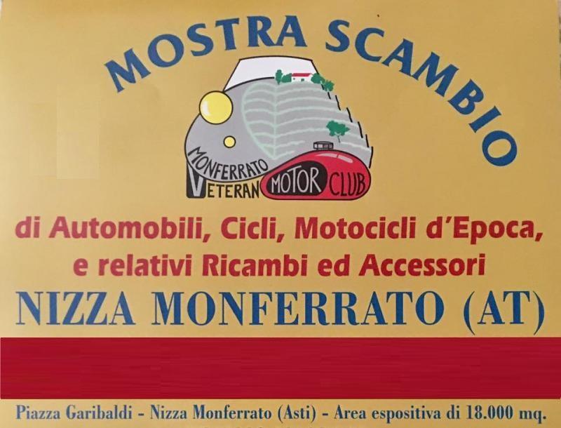 Calendario Mostre Scambio.Mostra Scambio Delle Moto E Auto D Epoca A Nizza Monferrato