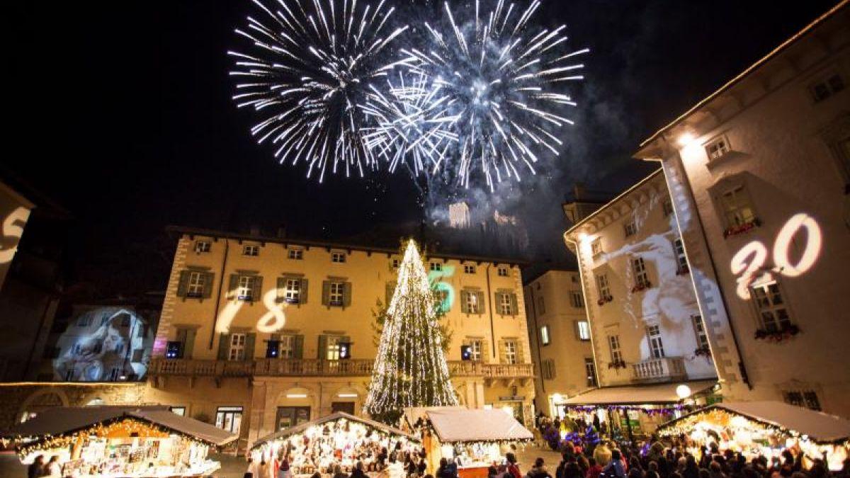 Mercatini Di Natale Trentino.I Mercatini Di Natale Ad Arco In Trentino A Arco 2020