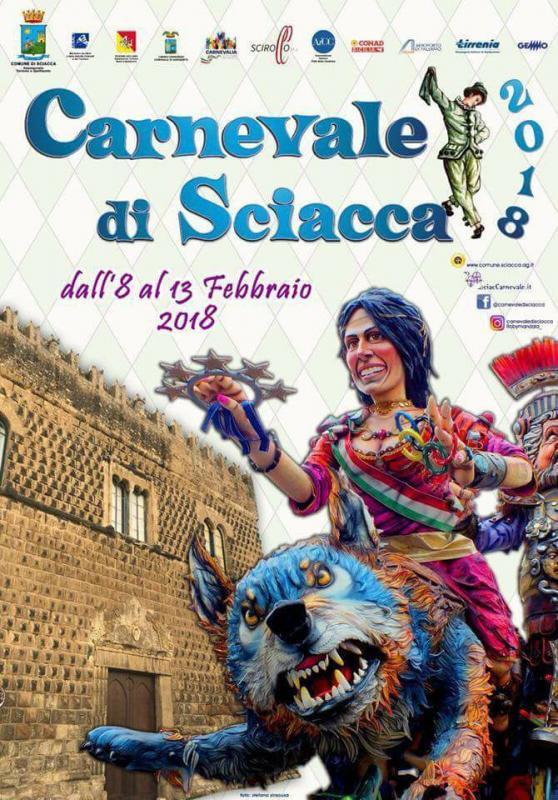 Carnevale di sciacca a sciacca ag 2018 sicilia for Arte arredi sciacca