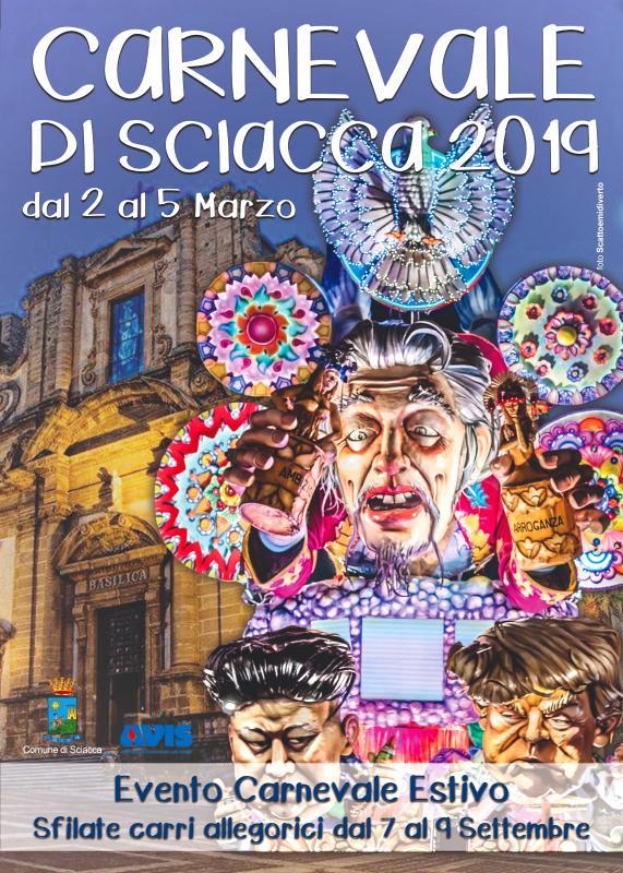 Carnevale di sciacca a sciacca 2019 ag sicilia for Arte arredi sciacca